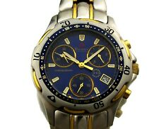 Men's Watch Geneva Balance With Chronograph Steal Water Resistance J10831