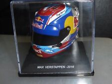 Max Verstappen Red Bull Helmet Casque 2016 Red Bull échelle scale 1/5 SPARK new