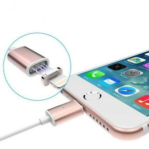Magnetic Adapter Charger USB charging Line Cable For iPhone X /11/12S Plus/iPad