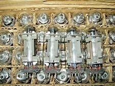 6S19P Audiophile triode tube. NOS. Lot 50 PCS.