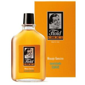 FLOID SOFT Aftershave Men Since 1932 Classic Shave 150ml 5,1oz MENTHOL NEW