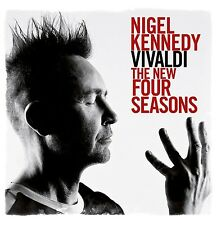 NIGEL/THE ORCHESTRA OF LIFE KENNEDY - THE NEW FOUR SEASONS  CD NEUF VIVALDI