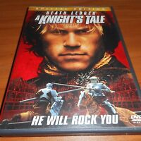 A Knight's Tale (DVD, 2001 Widescreen Special Edition)