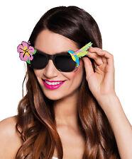 Adult Hawaiian Summer Paradise Sunglasses Fancy Dress Up Costume Party Accessory