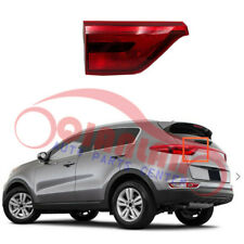 Left Inside Tail Light ASSY With Halogen Lamps For KIA Sportage 2017-2019