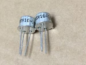 (5 PC)  NEW JERSEY SEMI   BSV16-16  PNP Silicon Transistor