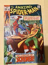 AMAZING SPIDER-MAN #83 1st APPEARANCE of the SCHEMER STAN LEE & ROMIITA SR.1970
