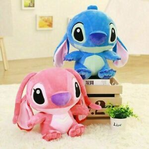 18/40CM Lilo And Stitch Plush Toy Soft Touch Stuffed Doll Figure Toy Gifts