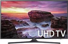 """Samsung UN40MU6290 40"""" Black UHD 4K HDR LED Smart HDTV - UN40MU6290FXZA"""