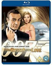 From Russia With Love [Blu-ray] [1963] [DVD][Region 2]