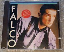 FALCO OMONIMO  Anno 1984  songs aus den LPs Einzelhaft + Jungle Roemer TELDEC