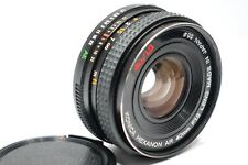 Konica Hexanon AR 40mm f1.8 AE lens, fits Sony NEX Canon EOS with suitable mount