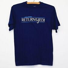 Star Wars Shirt Vintage tshirt 1983 Return Of The Jedi Movie tee The Force 1980s
