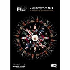 The Royal Edinburgh Military Tattoo - Kaleidoscope 2019 DVD All regions