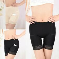 Women Ladies Underwear Bottoms of Cotton Blend Lace Lingerie Boyshorts Panties^