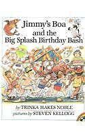 Jimmys Boa and the Big Splash Birthdaybash (Pictu