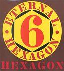 Robert Indiana - Eternal Hexagon - 1964 Original Serigraph on Paper RARE EARLY