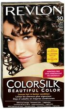 Revlon ColorSilk Hair Color 30 Dark Brown 1 Each