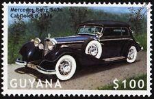 1936 MERCEDES_BENZ 540K Cabriolet B Classic Car Stamp