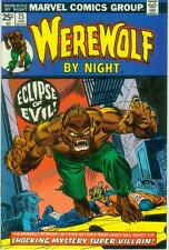 Werewolf by Night # 25 (Don Perlin) (USA, 1975)