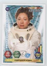 2009 Doctor Who - Alien Armies Trading Card Game #153 Professor River Song 1i3