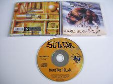 SU TA GAR Munstro Hilak CD 1993 MEGA RARE OOP THRASH ORIG. PRESS ESAN OZENKI!!!