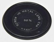 55mm Metal Lens Cap