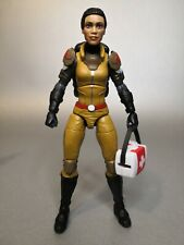 GI Joe Classified Custom CARLA DOC GREER -  ARAH Style Female Figure 25th 30th