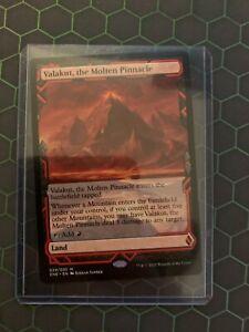 Valakut the molten pinnacle - Mint condition full art