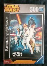 Star Wars A New Hope Jigsaw Puzzle Ravensburger Luke Skywalker Darth Vader