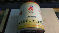 Atlanta 1996 Centennial Olympic Games 100 years Collector Can