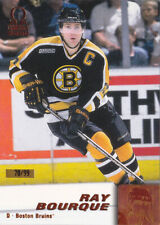 99-00 Pacific Omega Ray Bourque /99 COPPER Parallel Bruins 1999