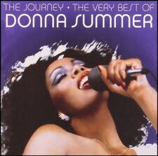 DONNA SUMMER (2 CD) JOURNEY : THE VERY BEST OF CD ~ DISCO ~ 70's ~ HITS*NEW*
