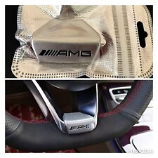 Mercedes AMG C E Classe Volant Sport Autocollant Emblème AMG
