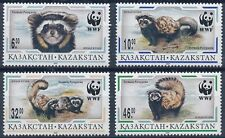 [137] Kazakhstan 1997 Fauna WWF good Set very fine MNH Stamps