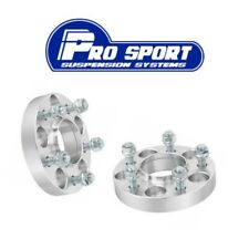 2x 20mm Wheel Spacers 5x114.3 67.1 for Mitsubishi Evo 5-10 HubCentric Alloy