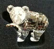 Swarovski Bear with Fish in Mouth- New in Box