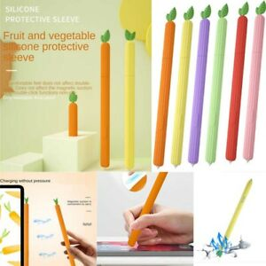 Cute Silicone Pen Sleeve Holder Cover For Galaxy Tab S6 10.5 S7 P610 T870 T860