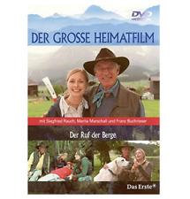 DVD ** DER RUF DER BERGE ** DER GROSSE HEIMATFILM / SIEGFRIED RAUCH