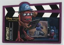 2004 Upper Deck Disney Pixar Treasures #DPT-156 Outtakes: Monsters Inc Card 1t5