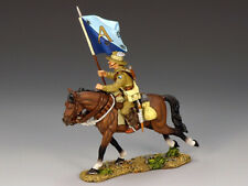 King & Country AL007B Light Horse Flag Bearer with Guidon MIB Retired