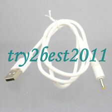 USB Charger Cable Cord Power Supply For COBY Kyros MID 7042-4 Android Tablet