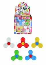 Mini Finger Fidget Hand Spinner Kids Adhd Gift Stress Relief Toy Finger Autism