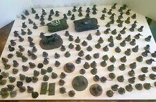 BOLT ACTION 28mm Massive German & U.S. Army lot (Infantry Support Mortars Flame)