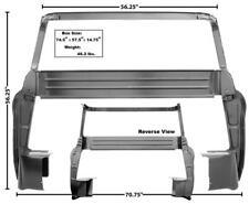 "1955-59 Chevrolet Pickup Cab Rear Inner Panel ""B"" Pillar w/ Big Window New"