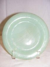 "Vintage Jadeite Fire King Glass Oven Ware Restaurant 6"" Salad Plate"