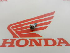 Honda MT 125 Special Screw Pan Cross 3x6 Genuine New