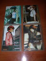 LAIN SERIAL EXPERIMENTS 4 DVD SERIE COMPLETA (PAL ESPAÑA COMO NUEVO)