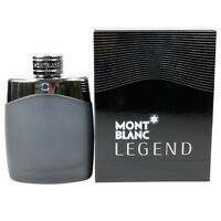 Legend by Mont Blanc for Men Aftershave Lotion Spray 3.3 oz. NIB