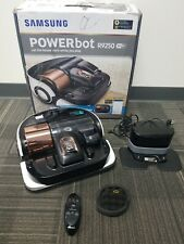 Samsung R9250 POWERbot Robot Vacuum GREAT WORKING CONDITION!!